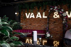 Vaal & Vaal Logo
