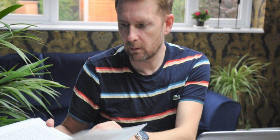 Members Spotlight: Neil Selvey, author